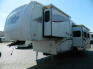 Used 2005 Forest River Cardinal 29TS PLATINUM Fifth Wheel For Sale