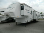 Used 2008 Jayco Designer 35RLSA Fifth Wheel For Sale