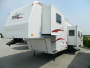 Used 2001 Fleetwood Terry 325 Fifth Wheel For Sale