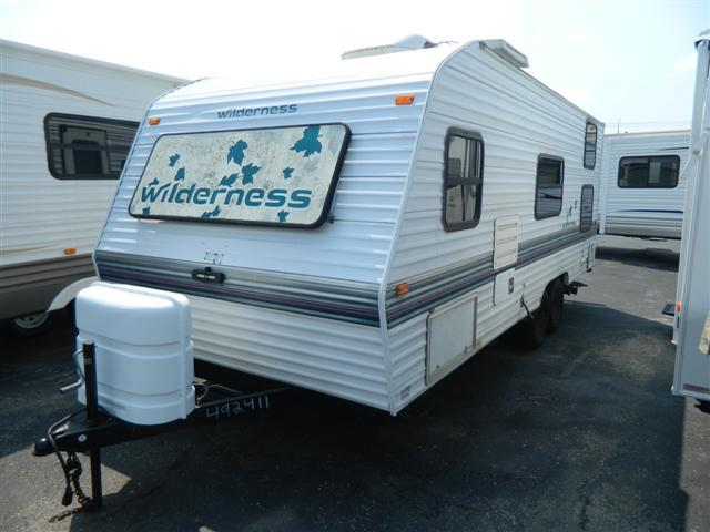 1999 fleetwood wilderness travel trailer owners manua