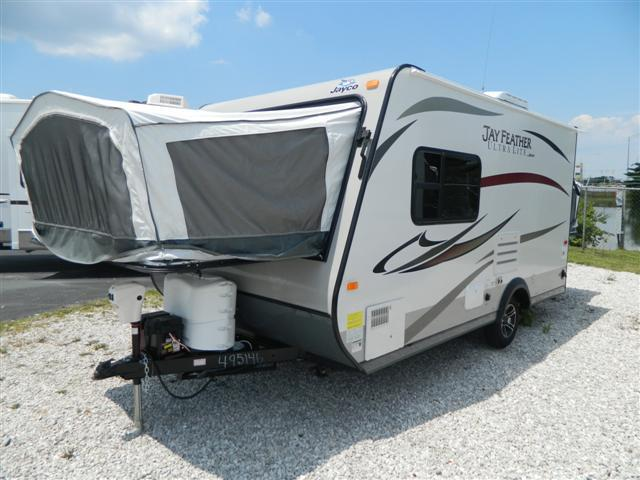 Buy a Used Jayco Jay Feather in Greenwood, IN.