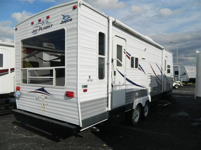 Amazing 2004 Jayco Eagle Travel Trailer  This Was Jaycos Best Trailer And Everything In Trailer Is Working Fine Cabinets Are Solid Oak, No Veneers Jay Flight 245 Ft