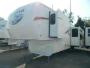 Used 2009 Heartland Big Country 328RLS Fifth Wheel For Sale