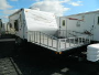 Used 2007 Forest River Grey Wolf 30 Travel Trailer For Sale