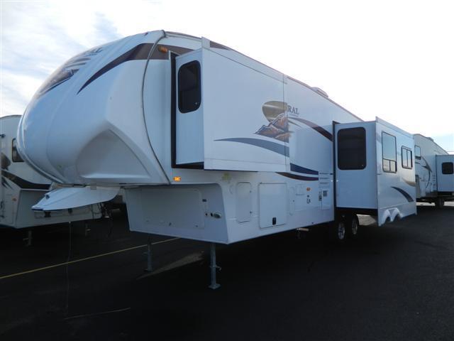 2012 Fifth Wheel Coachmen Chaparell