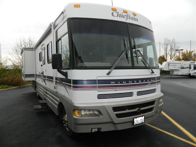 Fantastic Winnebago Chieftain 33 Rvs For Sale