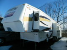 Used 2008 Coachmen Wyoming 323RLTS Fifth Wheel For Sale