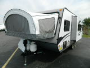 New 2014 Jayco JAY FEATHER ULTRALITE X20E Hybrid Travel Trailer For Sale