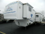 Used 2002 Forest River Cedar Creek 36RLS Fifth Wheel For Sale