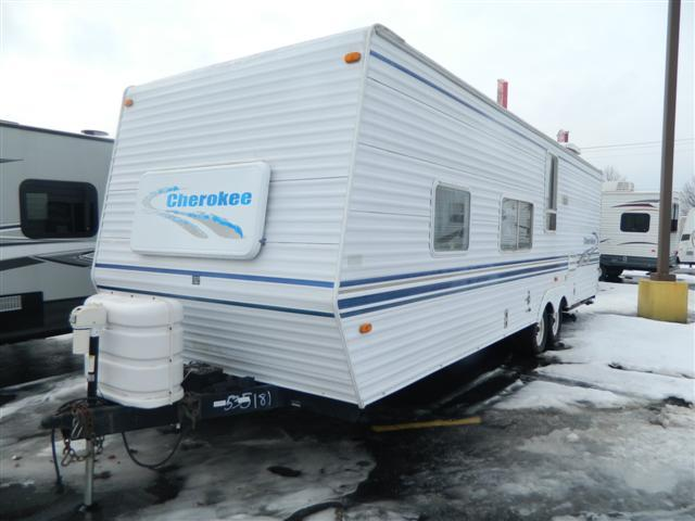 Buy a Used Forest River Cherokee in Greenwood, IN.