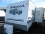 Used 2006 Forest River Wildwood 27BHS Travel Trailer For Sale