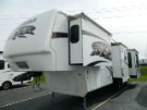 Used 2008 Keystone Montana 3665 Fifth Wheel For Sale