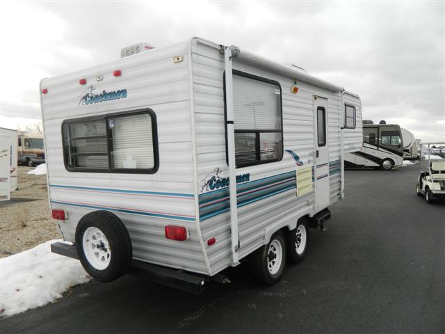 Used1997 Coachmen Catalina Fifth Wheel For Sale