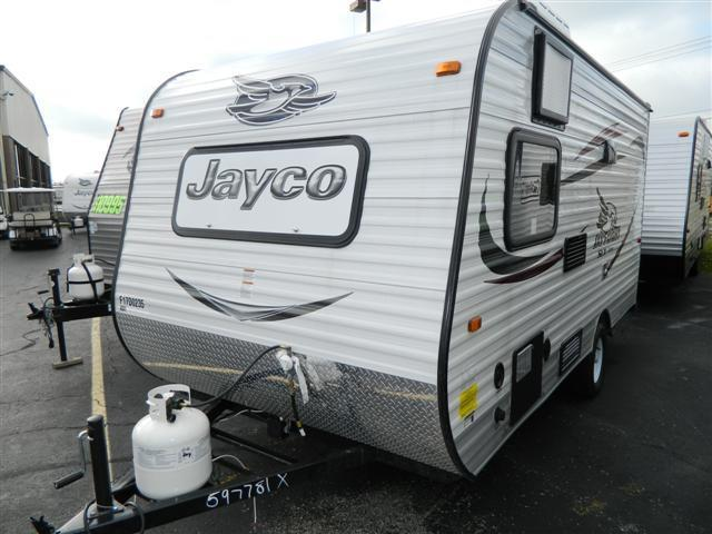 New 2015 Jayco JAY FLIGHT SLX 154BH(FPD) Travel Trailer For Sale