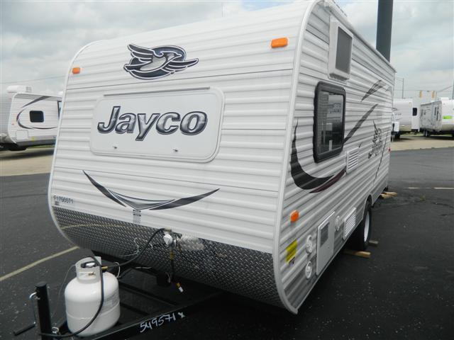New 2015 Jayco JAY FLIGHT SLX 165RB(FPD) Travel Trailer For Sale