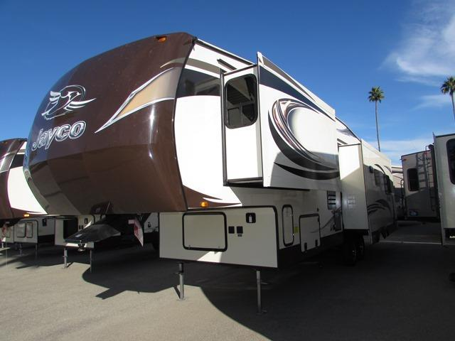 New 2015 Jayco Eagle 33.5RETS(FPD) Fifth Wheel For Sale