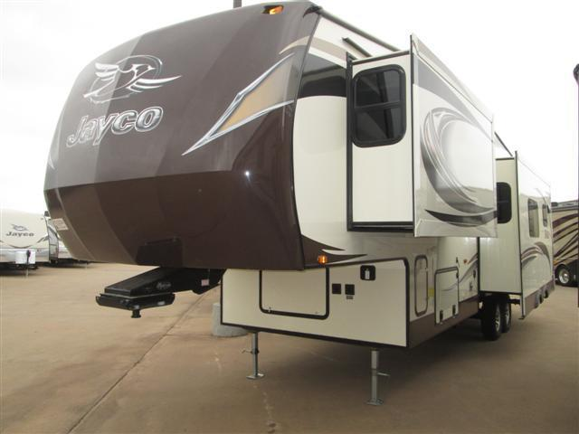 New 2015 Jayco Eagle 33.5RKTS(FPD) Fifth Wheel For Sale
