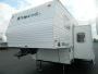 Used 2005 Forest River Wildwood 24BHS Fifth Wheel For Sale