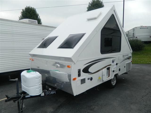 Buy a Used Forest River Rockwood Premier in Greenwood, IN.