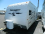 Used 2006 Keystone Tailgator 26 Travel Trailer Toyhauler For Sale