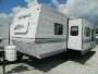 Used 2003 Forest River Wildwood 37BHSS Travel Trailer For Sale