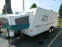 Used 2003 R-Vision Trail Cruiser 23B Hybrid Travel Trailer For Sale