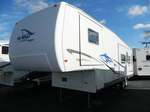 Used 2004 Gulfstream Mako 30.5 Fifth Wheel For Sale