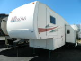 Used 2005 Gulfstream Sedona 32FRBH Fifth Wheel For Sale