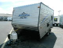 Used 2009 Coachmen Blast 210 Travel Trailer Toyhauler For Sale