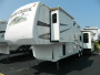 Used 2007 Forest River Cedar Creek 34SAT Fifth Wheel For Sale