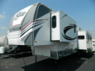 Used 2009 Fleetwood Terry 335RLDS Fifth Wheel For Sale