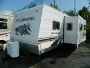 Used 2008 Forest River Wildwood 27BHBS Travel Trailer For Sale