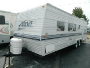 Used 2002 Keystone Hornet 27BH Travel Trailer For Sale