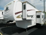 Used 2007 Forest River Silverback 33LBHTS Fifth Wheel For Sale