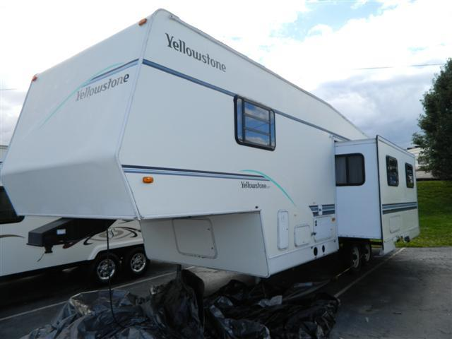 Used 1997 Gulfstream Yellowstone 32 Fifth Wheel For Sale