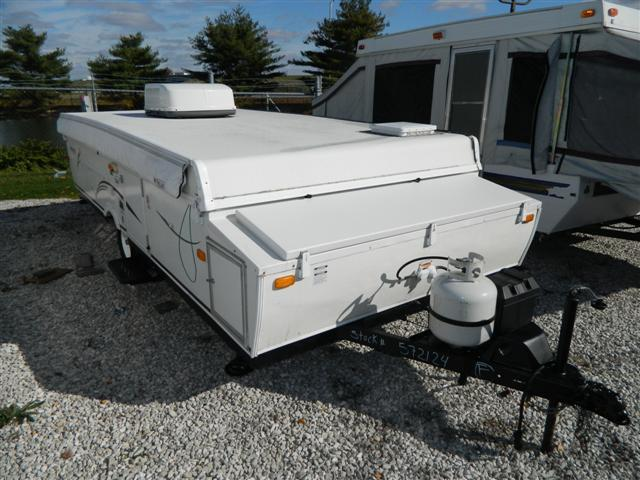 Used 2009 Palomino Mustang 61 Pop Up For Sale