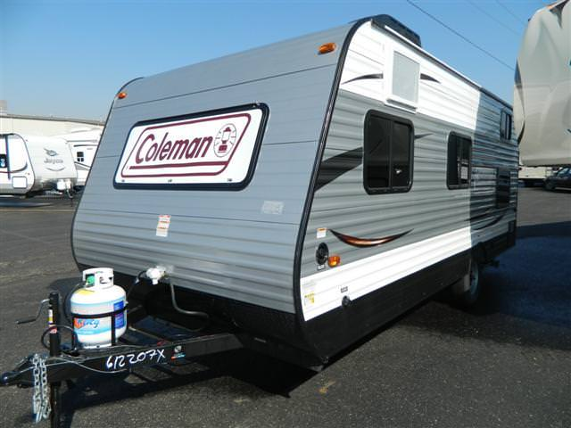 New 2015 Coleman Coleman CTS17BH Travel Trailer For Sale