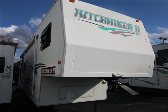 Used 1998 Nu Wa Hitchhiker 28RLS Fifth Wheel For Sale