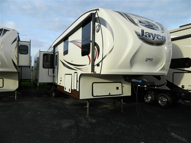 New 2015 Jayco Eagle 323LKTS Fifth Wheel For Sale