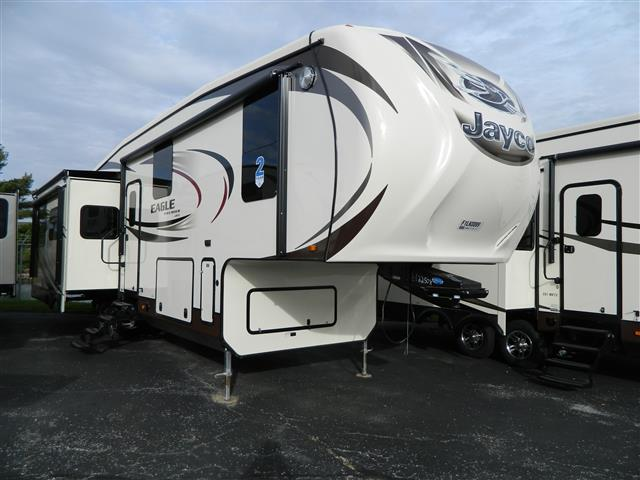 New 2015 Jayco Eagle Premier 331RKTS Fifth Wheel For Sale