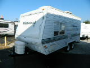 Used 2003 Forest River Wildwood 19EX Hybrid Travel Trailer For Sale