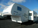 Used 2002 Keystone Cougar 30 Fifth Wheel For Sale