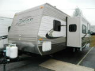 Used 2014 Crossroads Zinger 26BHS Travel Trailer For Sale