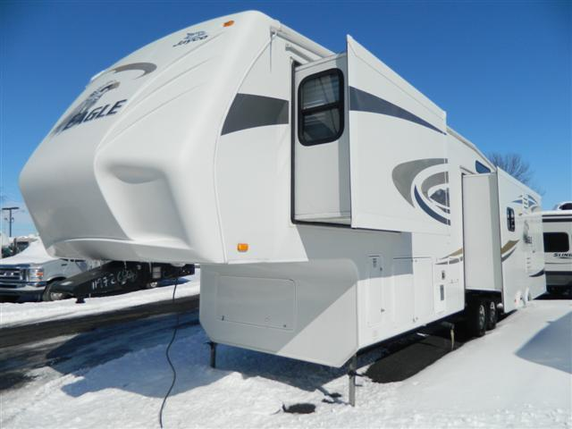 Used 2010 Jayco Eagle 351 Fifth Wheel For Sale
