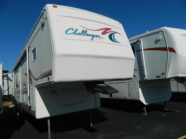 Used 1999 Keystone Challenger 33MLB Fifth Wheel For Sale