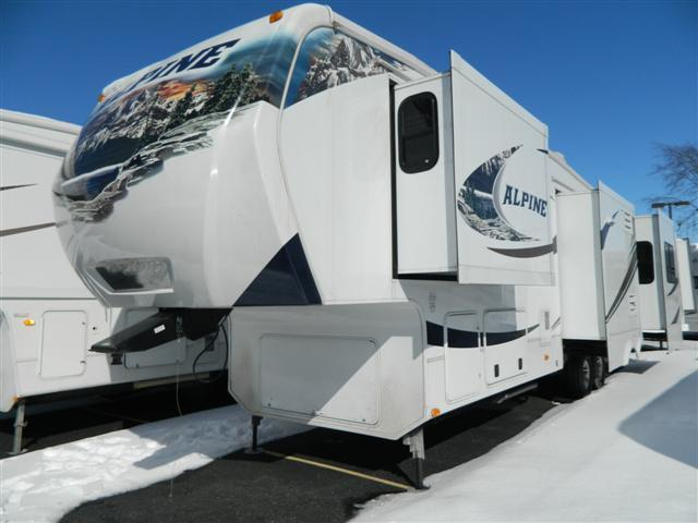 Buy a Used Keystone Alpine in Greenwood, IN.