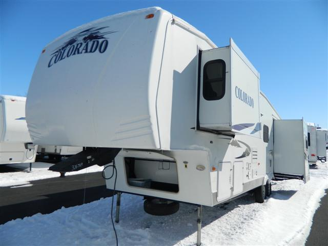 Used 2006 Dutchmen Colorado 31RLBSM5 Fifth Wheel For Sale
