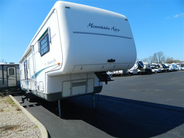 Used 1996 Newmar Mountain Aire 36 Fifth Wheel For Sale