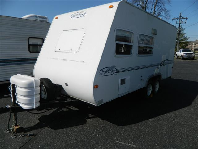 Used 2001 R-Vision Trail Cruiser 20 Travel Trailer For Sale