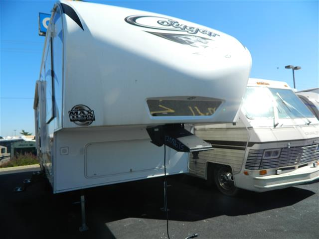 Used 2011 Keystone Cougar 27RKS Fifth Wheel For Sale